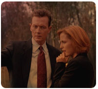 Doggett, Scully